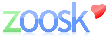Zoosk logo by Matt Hooper