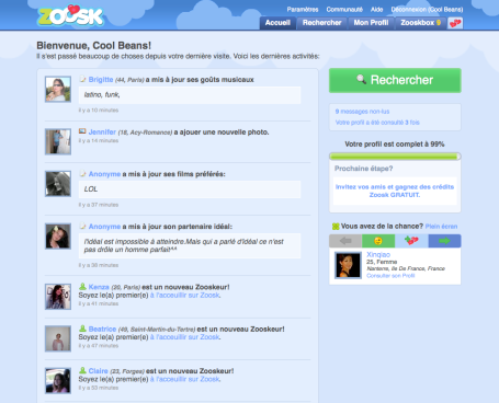 ciao amigos video how do you chat on zoosk